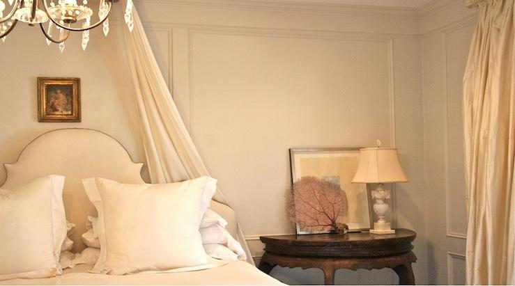 Sea Fan Decor - French - bedroom - Lucinda Loya Interiors