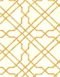 Bamboo Trellis Wallpaper, York