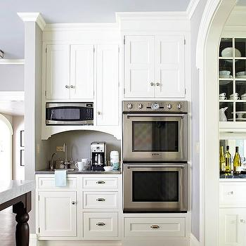 Off White Or White Kitchen Cabinets