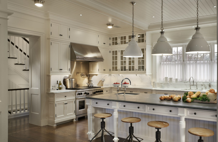 Beadboard Cabinets View Full Size Beautiful Open Kitchen Design