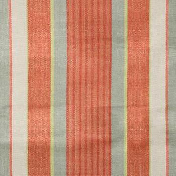 Summer stripe printed cotton rug west elm for Dash and albert blanket