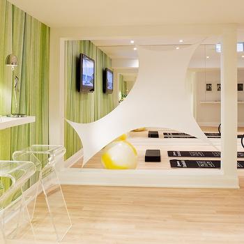 yoga room  design decor photos pictures ideas