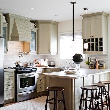 Tan Kitchen Cabinets Design Ideas