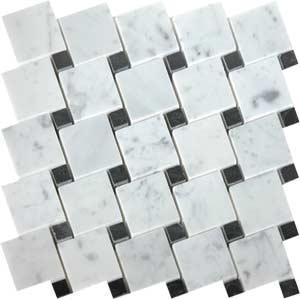 AKDO Serrated Mosaics