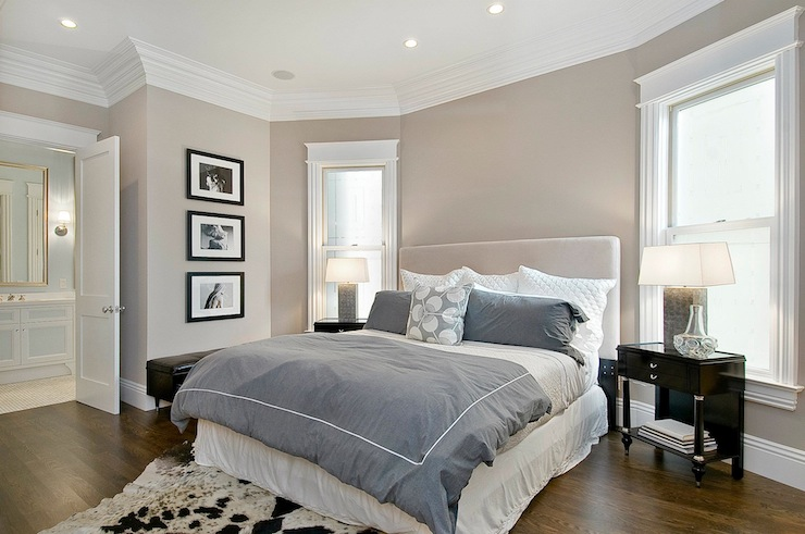 Greige paint colors transitional bedroom benjamin moore grege greige paint colors aloadofball Choice Image