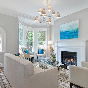 Benjamin Moore Abalone, Contemporary, living room, Benjamin Moore Abalone, Cardea Building Co.
