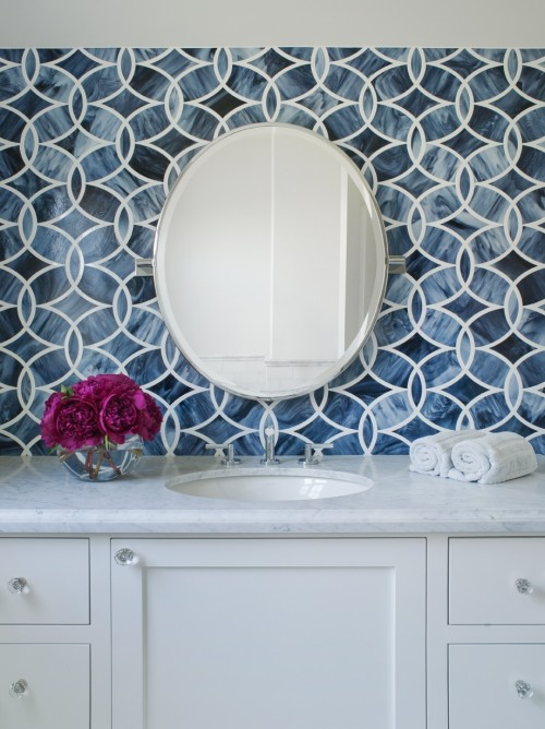 ann sacks beau monde polly tiles design ideas