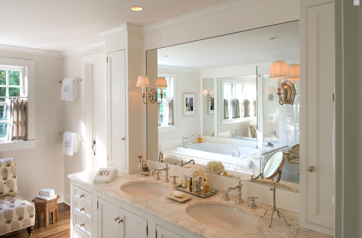 Beautiful  Ensuite On Pinterest  Ensuite Bathrooms Double Vanity Unit And Sinks