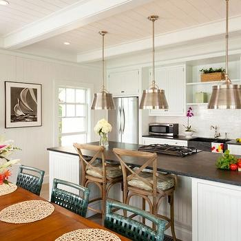 Beadboard Ceiling Cottage Kitchen Marshall Watson