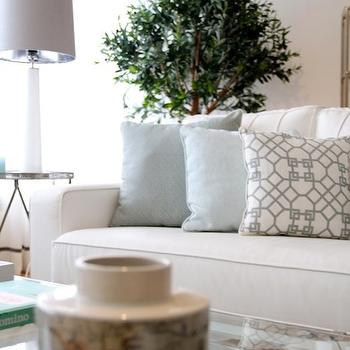 White Sofa, Transitional, living room, Ana Antunes