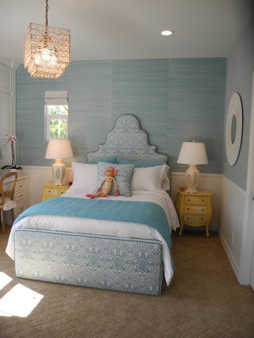 phillip jeffries bermuda hemp turquoise grasscloth ForTurquoise Wallpaper For Bedroom
