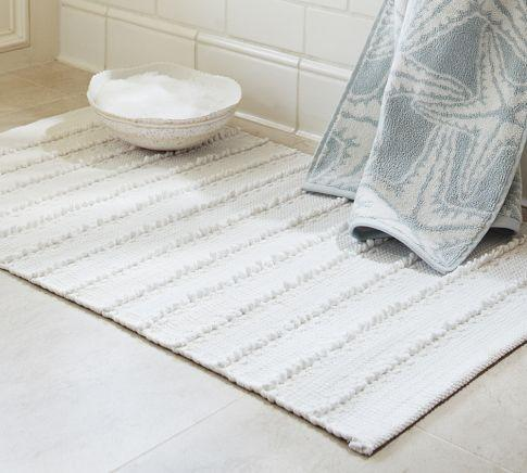 Superbe Chindi Bath Rug   Pottery Barn Link On Pinterest View Full Size