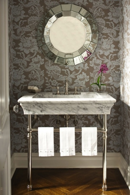 2 Leg Washstand Design Ideas