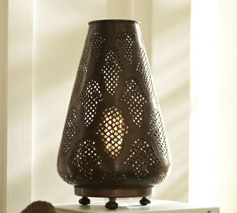 Moroccan Table Lamp Base Pottery Barn