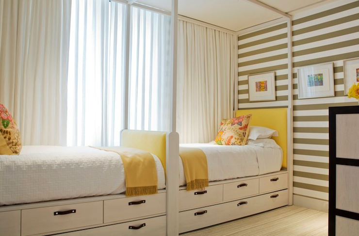 Yellow And Gray Rooms Design Ideas
