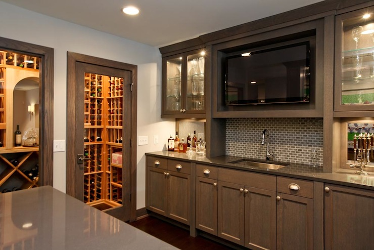 Wet Bar Tv Design Ideas