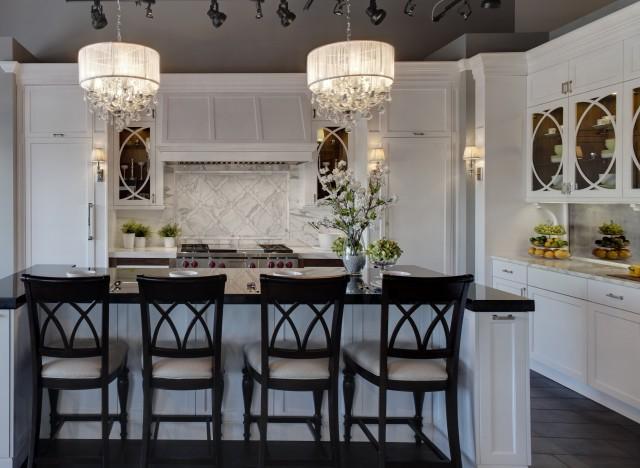 Ann Sacks Beau Monde Grace Transitional Kitchen Airoom