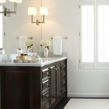 Espresso bathroom vanity design decor photos pictures for Espresso vanity bathroom ideas