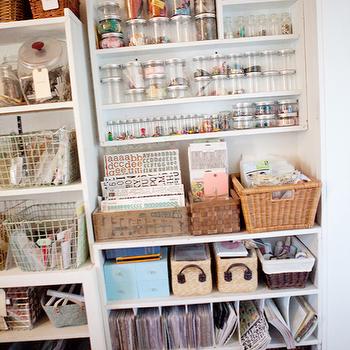 ... Woven Storage Baskets. Buckingham Interiors · Craft Room