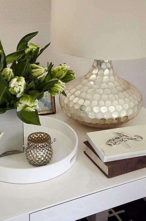 Arteriors Tortoise Table Lamp, Transitional, bedroom, Butler Armsden Architects