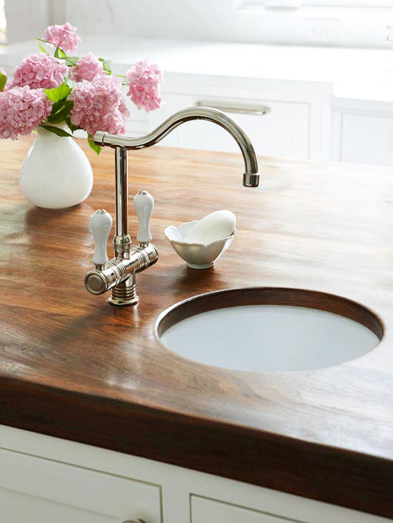 Kitchen Island Prep Sink Design Ideas