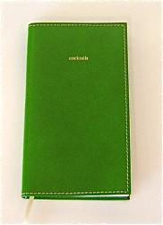 Green Book of Cocktails, Pieces