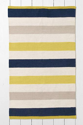 Rugby Striped Rugs From Lands End