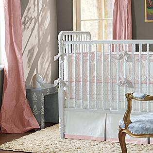 Colette Three-Piece Crib Set, Serena & Lily