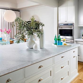 Kitchen Island Drawers, Contemporary, kitchen, Martha Angus
