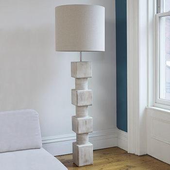 Totem Floor Lamp, west elm