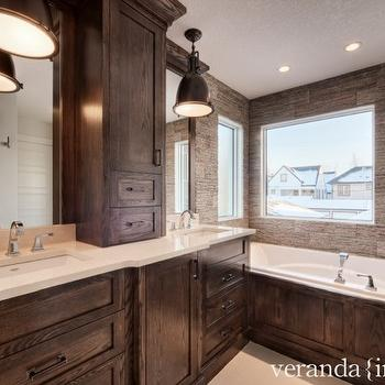 how to stain bathroom cabinets video gel vanity dark stained