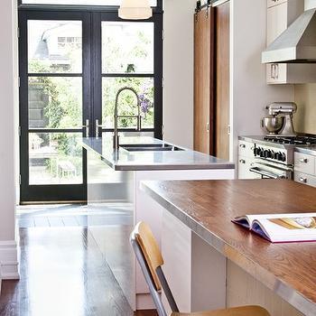 Double Islands, Modern, kitchen, Palmerston Design
