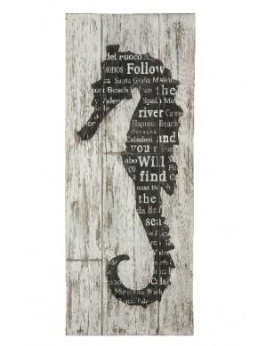 Charmant Seahorse Wall Art   Art   Decor