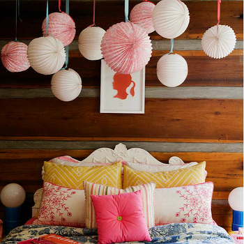 Yellow And Red Pillows Design Ideas