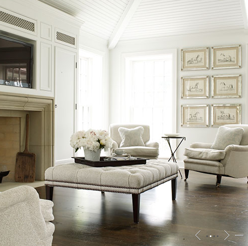 ottoman coffee table design ideas