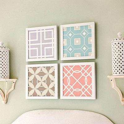 Sk geometric prints european inspired home decor ballard designs