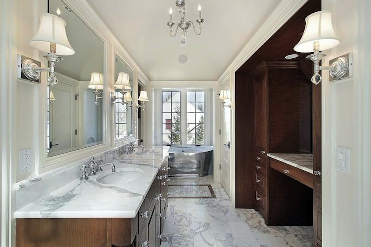 view full size. Marble Bathroom Tiles Design Ideas