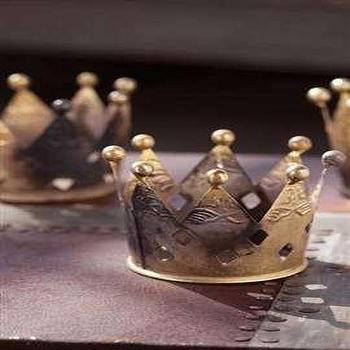Metal Crown Votive