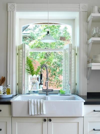 Farmhouse sink design ideas page 1 for Kitchen windows for sale