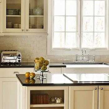 gorgeous ivory kitchen design with ivory kitchen cabinets with