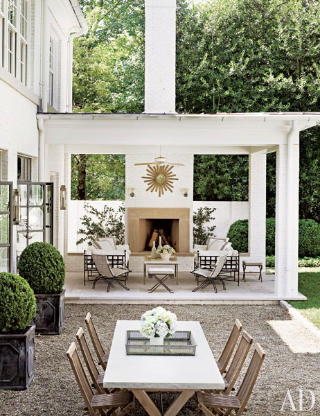 Covered Deck Design Ideas