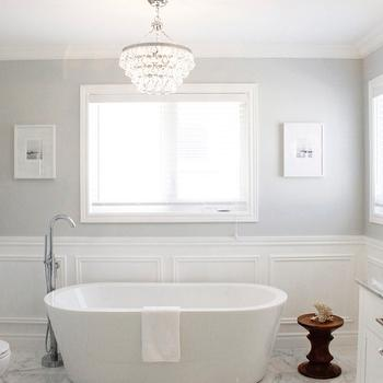 Bathroom Paint Color gray bathroom paint colors - transitional - bathroom - valspar