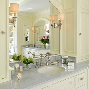 cream bathroom cabinets - Bathroom Ideas Cream