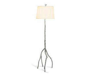ENCHANTED FOREST FLOOR LAMP POLISHED, @MICHAELARAMINC OFFICIAL SITE