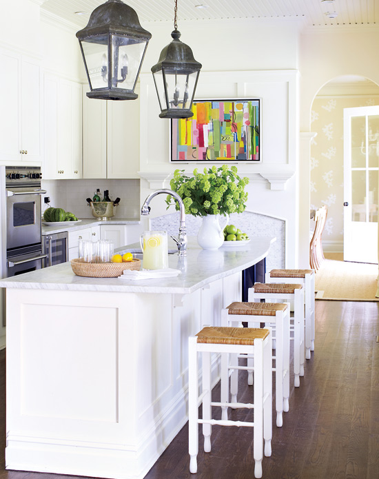 Outstanding Seagrass Bar Stools Transitional Kitchen Amanda Nisbet Caraccident5 Cool Chair Designs And Ideas Caraccident5Info