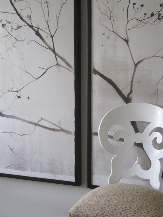 Gorgeous Art Wall Panels With White Verona Club Side Chair
