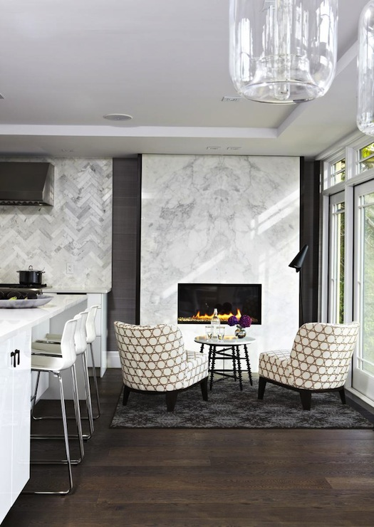 Marble Fireplace Design Ideas