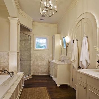Classic Bathroom In French Design Ideas