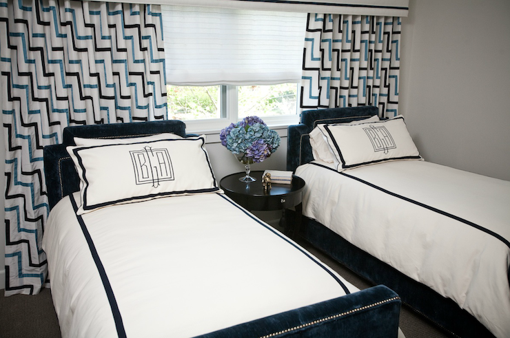 Navy Blue Headboards