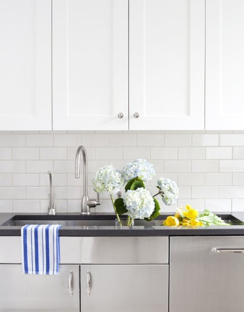 Subway Tiles Backsplash